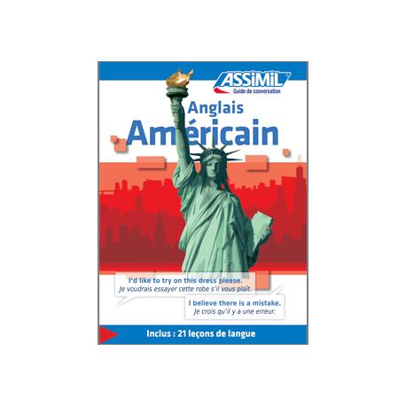 Anglais Américain (livre numérique)