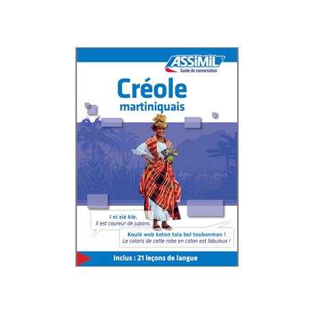Créole martiniquais (livre numérique)