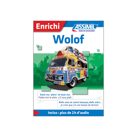 Wolof (enhanced ebook)