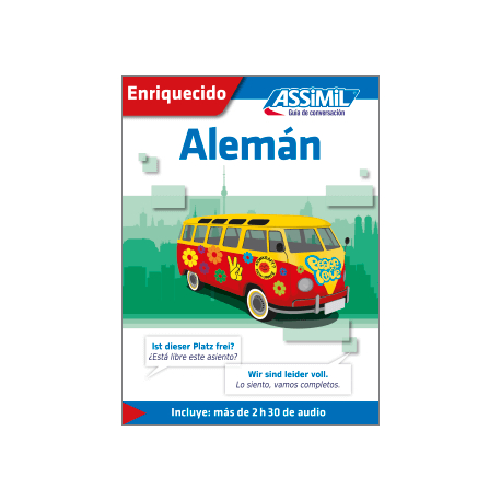 Alemán (enhanced ebook)