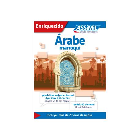 Árabe marroquí (livre numérique enrichi)