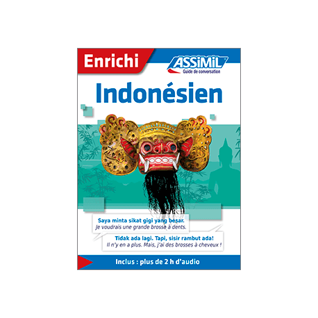 Indonésien (enhanced ebook)