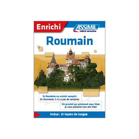 Roumain (enhanced ebook)