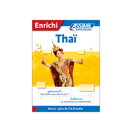 Thaï (enhanced ebook)