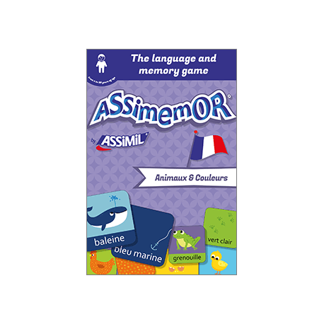 My First French Words: Animaux et Couleurs (enhanced ebook)