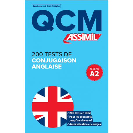 300 tests d'anglais niveau A2