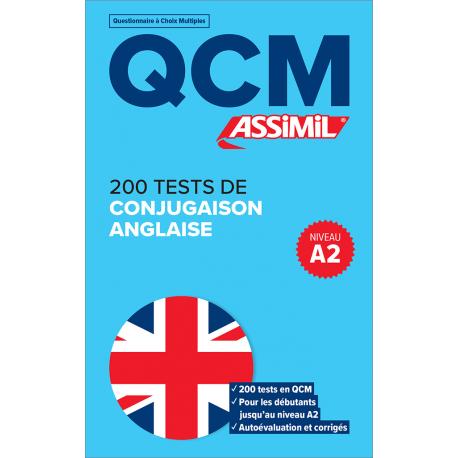 300 tests de conjugaison Anglaise