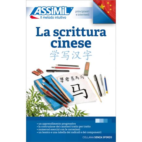 La scritura cinese