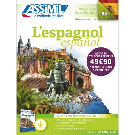 L'espagnol (pack téléchargement)