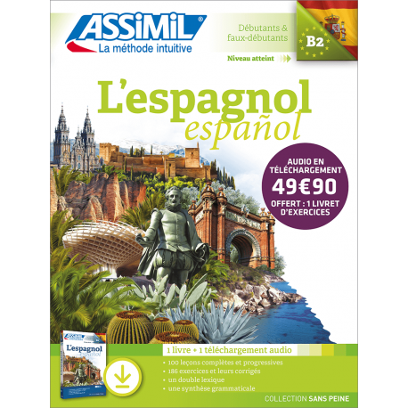 L'espagnol (pack mp3)