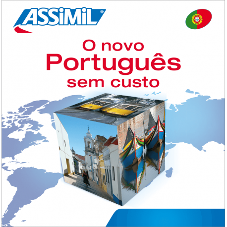 O novo Português sem custo (Portuguese audio CD)