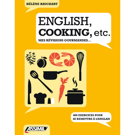 English, cooking, etc. Mes révisions gourmandes