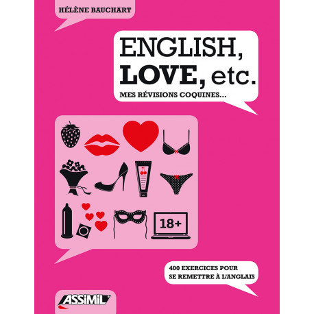 English, love, etc. Mes révisions coquines