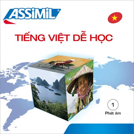 Tiếng việt dễ học (CD audio Vietnamien)