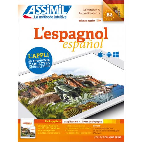 L'espagnol (pack applivre)