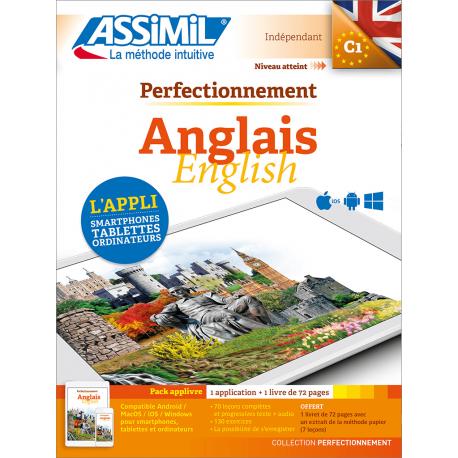 Perfectionnement Anglais (pack App-livre)