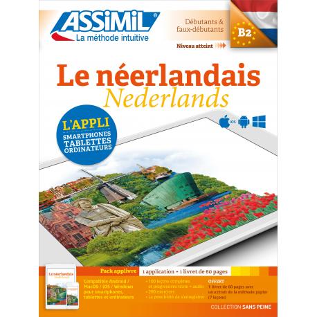 Le néerlandais (pack App-livre)