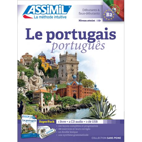 Le portugais (súperpack USB)