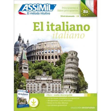 El italiano (pack audio descargable)
