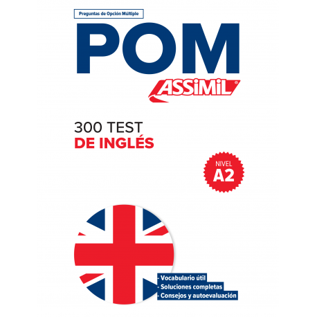 300 test de Inglés - Nivel A2
