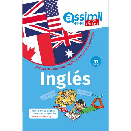 Método inglés 11+ años