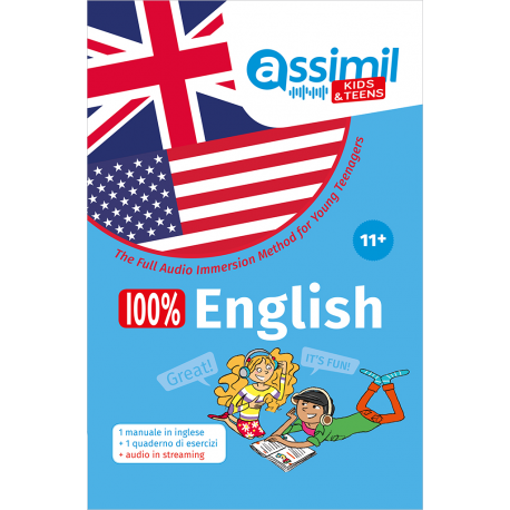 Method 100% english 11+