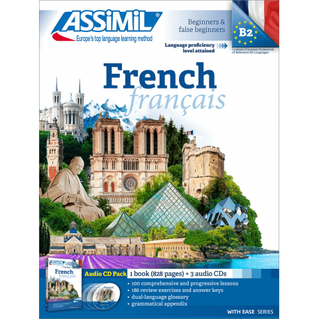 French (pack CD audio)