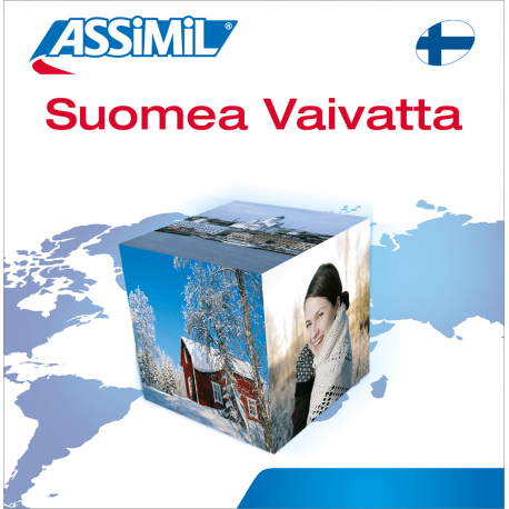Suomea vaivatta (Finnish audio CD)