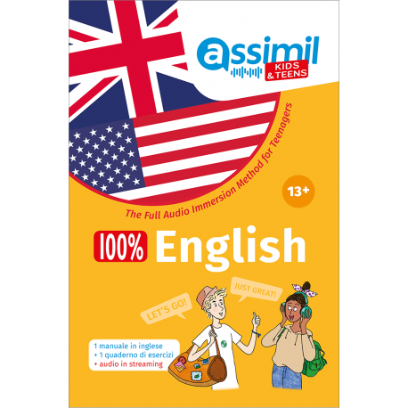 METHOD 100% ENGLISH 13+