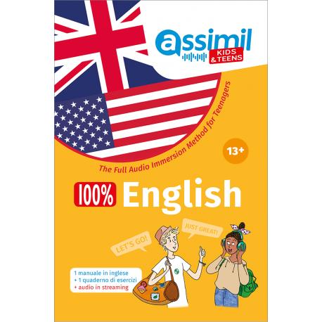 METHOD 100% ENGLISH 13+