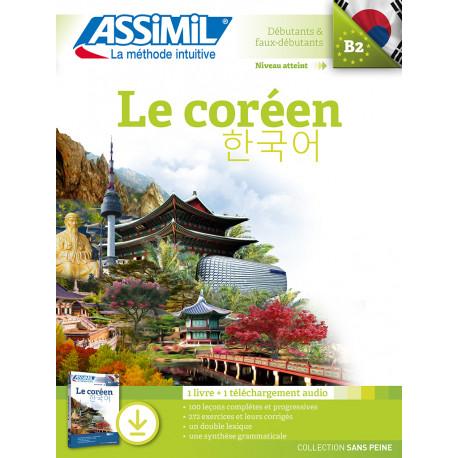 Le coréen (pack téléchargement)
