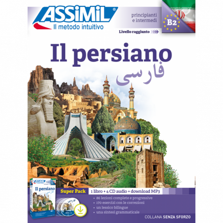 Il Persiano (súperpack audio descargable)