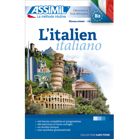 L'italien (book only)