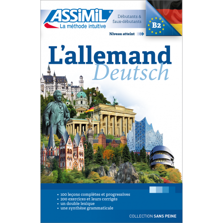 L'allemand (book only)