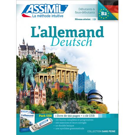 L'allemand (USB pack)