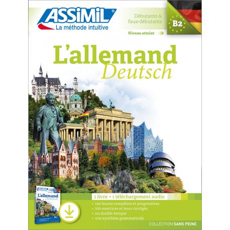 L'allemand (pack téléchargement)