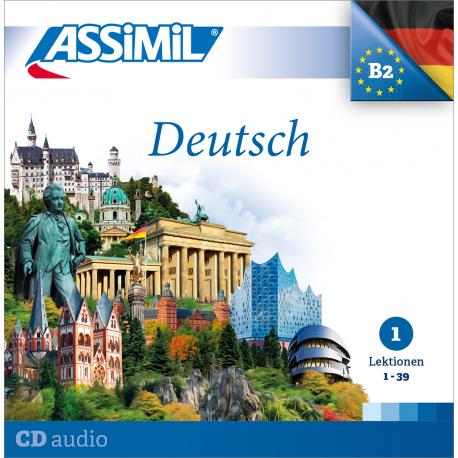 Deutsch (German audio CD)