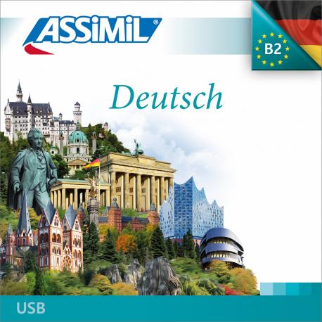 Deutsch (USB mp3 alemán)