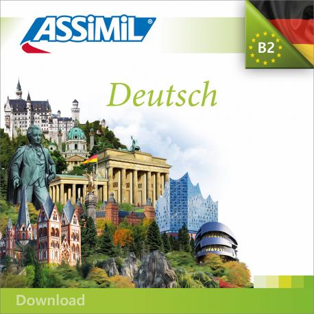 Deutsch (mp3 descargable alemán)