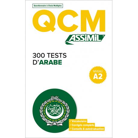 300 tests d'arabe - Niveau A2